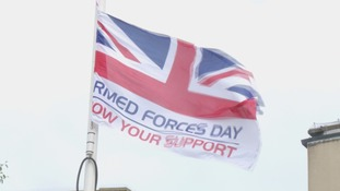 Flags to be raised ahead of Armed Forces Day celebrations