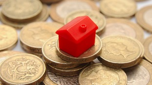 House prices fall in Wales