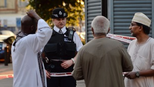 The Muslim Council of Britain has called for extra security around mosques.