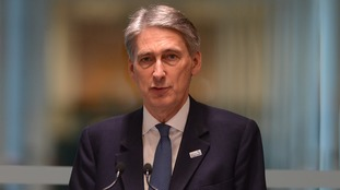 Philip Hammond does not want the UK to leave with no deal.
