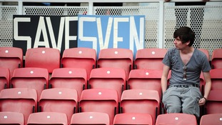 City fans wanted Sven to stay.