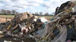 Crackdown on fly-tipping in Tendring