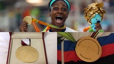 Paralympic gold winner Kadeena Cox has had World Championship medals stolen