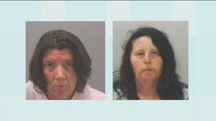 Myra Wood, 50, and Kay Rayworth, 56, were cleared of murder