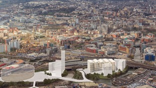 University of Bristol reveals plans for new £300 million campus