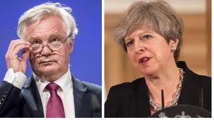 Whatever happened to Davis's and May's Brexit 'row of the summer'?