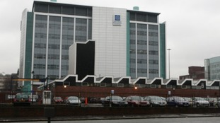 Manchester Metropolitan University where staff are going out on strike