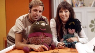 Former Play School host Brian Cant