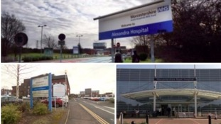 Worcestershire NHS Trust getting worse according to latest report