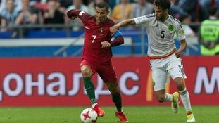 Real Madrid President Florentino Perez calls Cristiano Ronaldo situation 'strange'