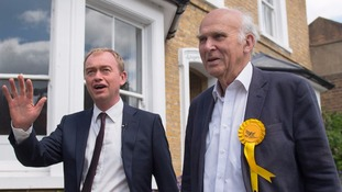 Sir Vince Cable confirms Lib Dem leadership bid at 74
