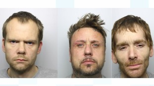Doncaster men jailed for robbery