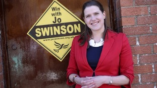 Jo Swinson had been the bookies' early favourite to succeed Tim Farron.