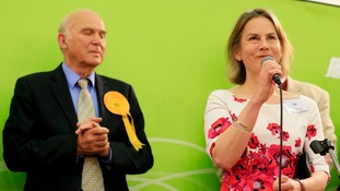 Sir Vince Cable lost the Twickenham seat he had held since 1997 in 2015 before regaining it at the recent election.