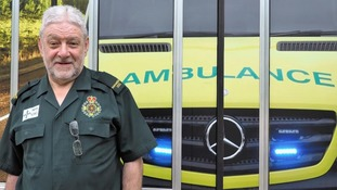 One of Wales' first paramedics recognised in Queen's honours