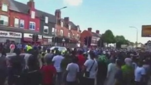 Two released after violent clashes between rival cricket fans