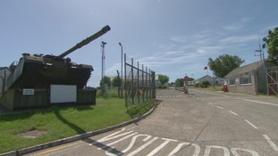 Two soldiers died from injuries they suffered at Castlemartin firing range on Wednesday