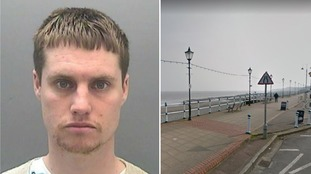 Sex attacker jailed for string of assaults at the seaside