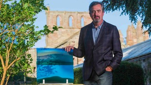 Sebastian Barry, authoer and double Walter Scott Prize winner