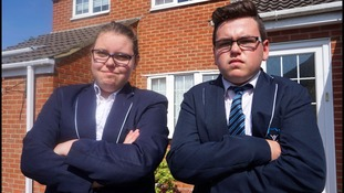 Mum keeps children at home because of school blazer concerns
