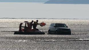 mudflat rescue