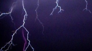 Risk of torrential thunderstorms in parts of the Anglia region