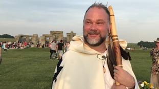 Stonehenge prepares for Summer Solstice