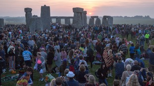The West Country sees in the solstice in style