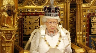 Her Majesty will be dressed down for this year's Queen's Speech.
