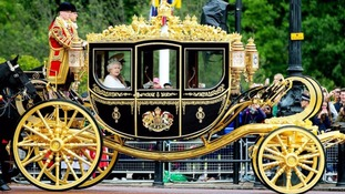 There will be no carriages for the Queen at this year's Speech.