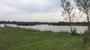lake in Pelsall