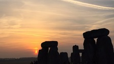 More than 10,000 gather at Stonehenge to witness Summer solstice sunrise