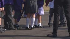 Schoolchildren sent home due to hot weather