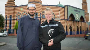 Police chief and head Imam urge communities to stand together