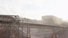 Mountsorrell Quarry in Leicestershire