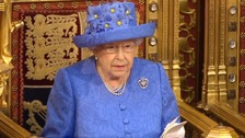 First Minister: Queen's speech 'delivered to a sombre country'