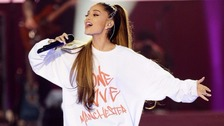 Ariana Grande is first patron of 'We Love Manchester Emergency Fund'