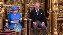 Much of Conservative manifesto scrapped from Queen's speech