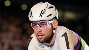 Pic of Mark Cavendish