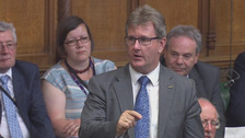Jeffrey Donaldson MP responded to the claim.