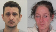 Neil James Bozward and Hayley Louise Rowberry were found guilty following a six week trial.