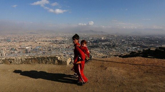 Day in pictures Kabul