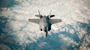 The F-35B