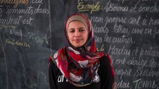 Syrian refugee settled in Newcastle is UNICEF Ambassador