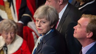 Any DUP arrangement looks set to leave Theresa May looking over her shoulder.