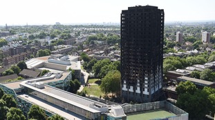 The government has ordered councils across the UK to check cladding on tower blocks after the Grenfell Fire.
