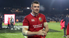 O'Mahony to captain Lions as Warburton left out