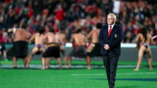 Lions boss Warren Gatland calls for an end to 'trash talking'