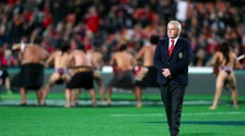 Gatland calls to end to 'trash talking' on Lions tour