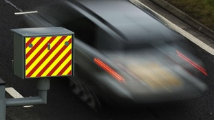 Income from speed cameras in Scotland reach 3-year peak